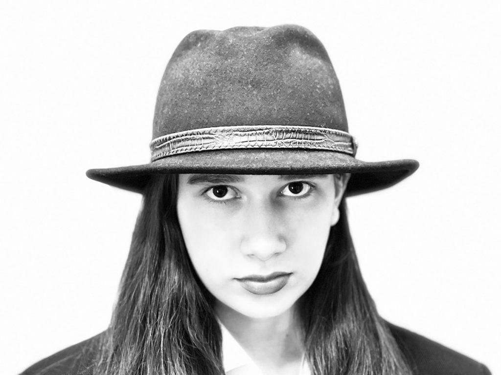 Bilde av ung kvinne